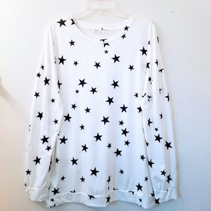Stary Long Sleeve Plus size Top